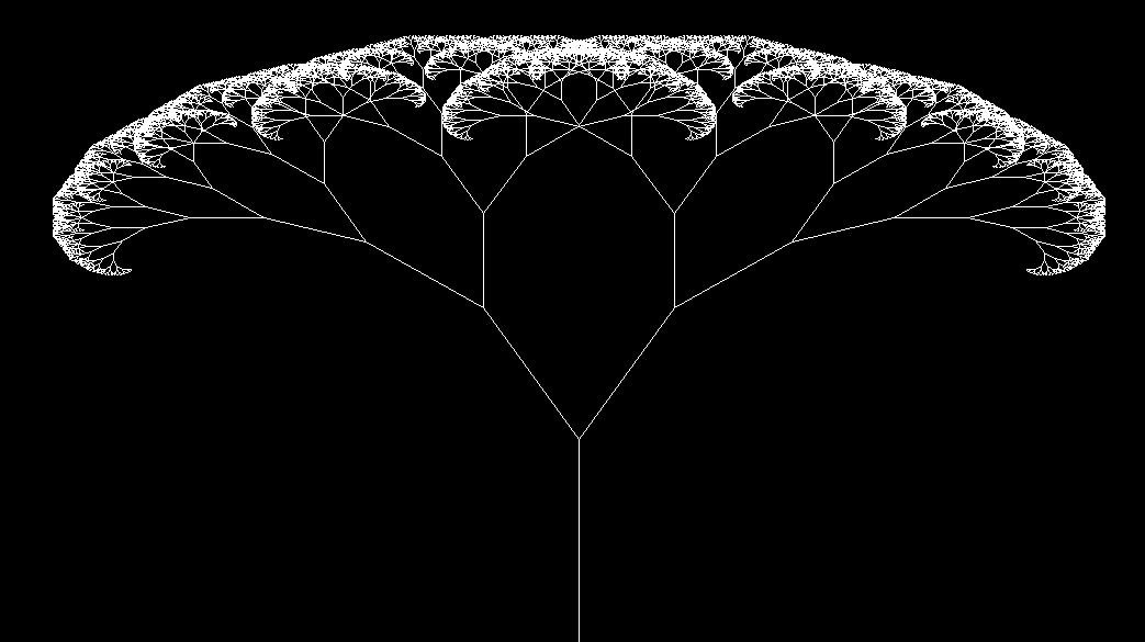Python-created image of 30-degree binary tree